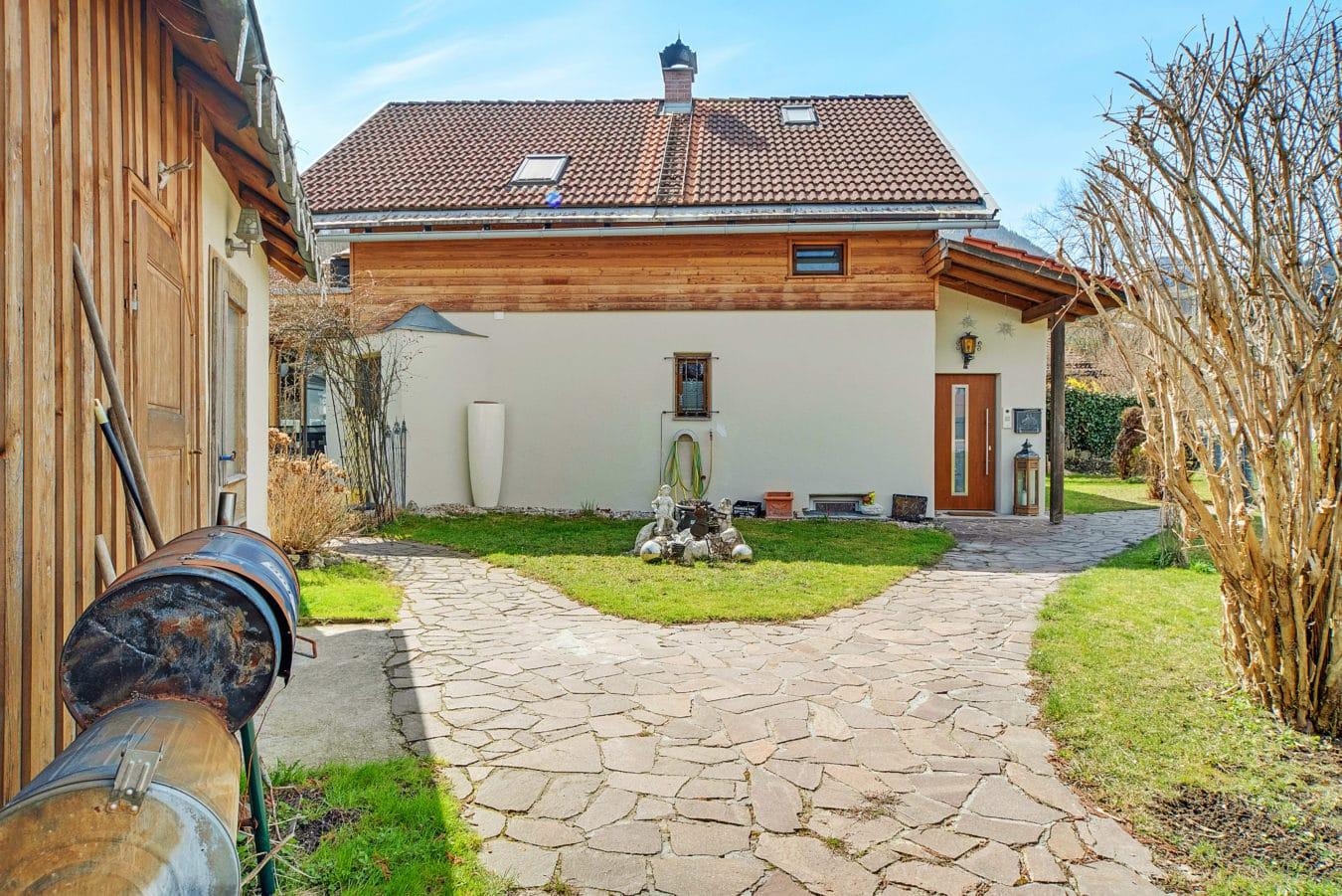 Oberaudorf – Einfamilienhaus am Hocheck zu verkaufen