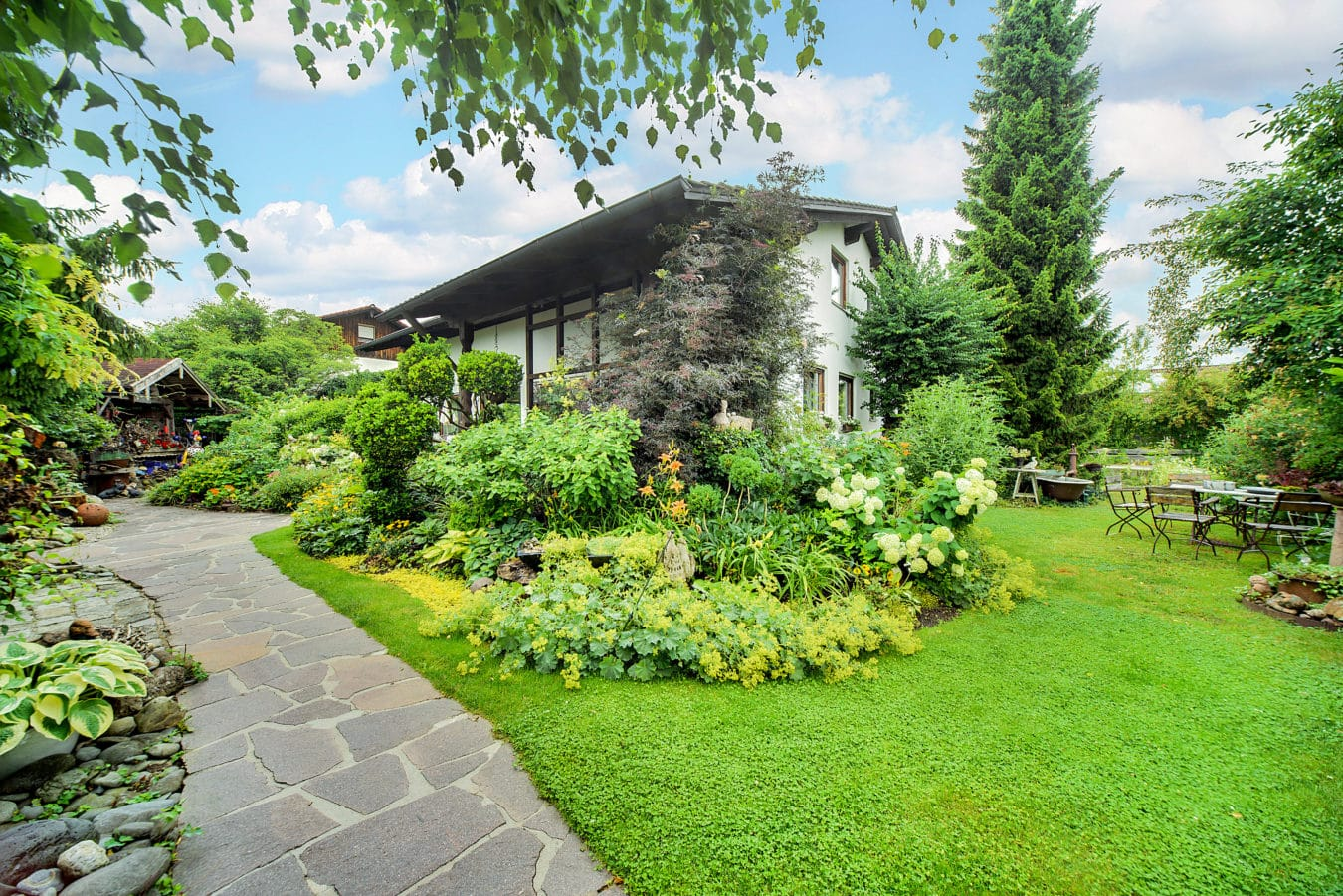 Großzügiges Einfamilienhaus Feichten (LK Altötting)